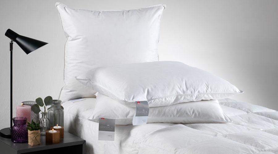 DANICA Duck Down Pillow