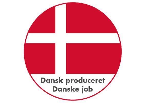 DANICA er produceret i Danmark