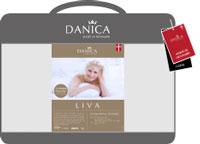 DANICA Liva Goose Down Pillow
